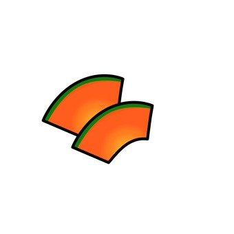 Pumpkin cut