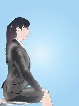 Business Suit Girls 11