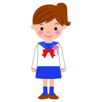 Junior High School Admission (Girls)