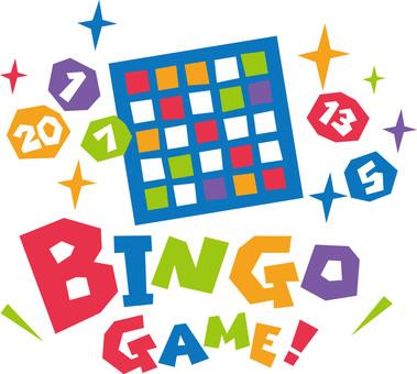 BINGO GAME ☆ Bingo game