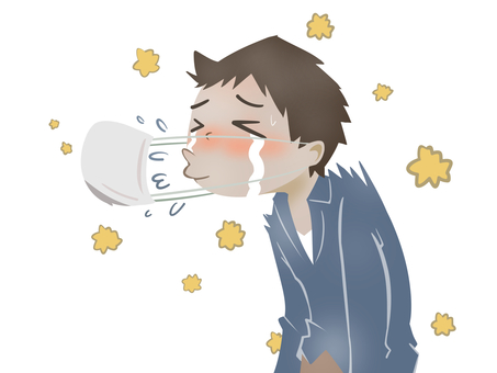 Hay fever 1