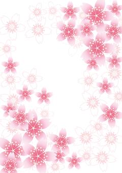 벚꽃의 꽃 35