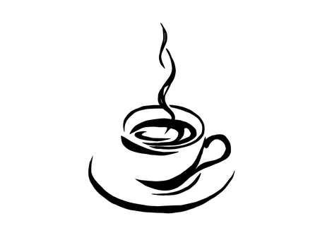 커피 컵 2