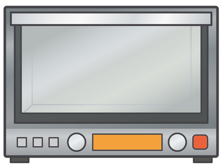 Simple microwave oven