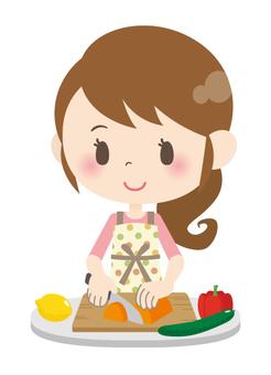 主婦A*手料理07