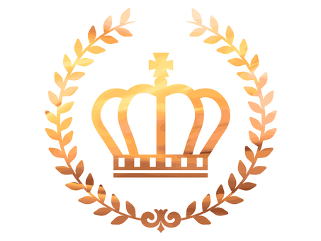 Ornament of crown
