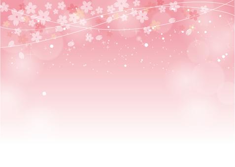 Sakura background 6