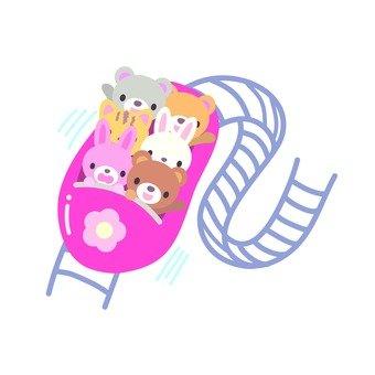 Roller coaster (2)