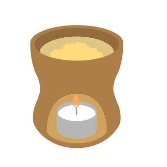 A little reduced cheese fondue hotpot