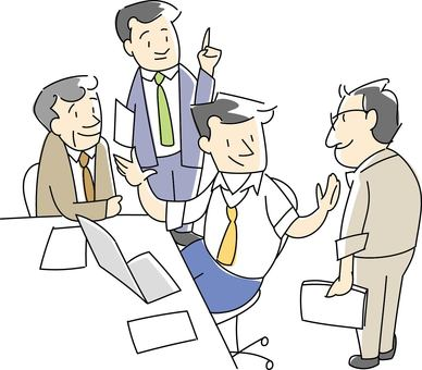 Business scene -17