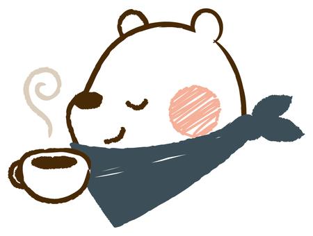 곰의 커피 브레이크