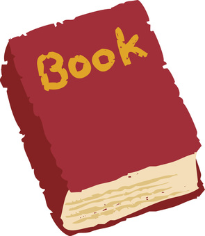 Book (red)