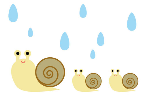 Snail Parents and Rain 3