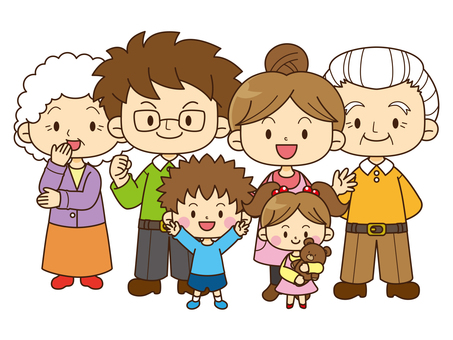 Family Illustration 02