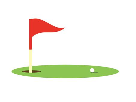 Golf golf course