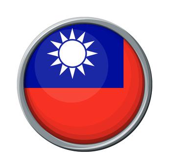 Taiwanese flag / icon