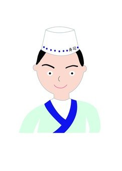 Sushi craftsman 1