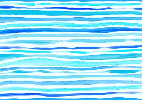 Summer Background: Wave