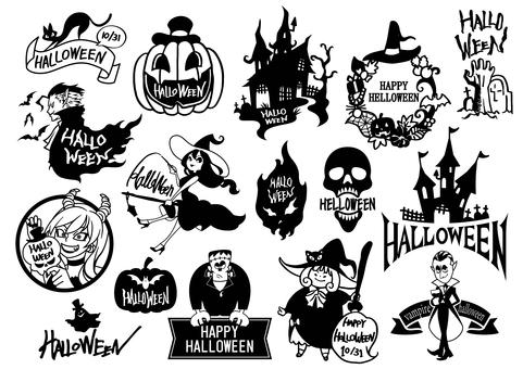 Halloween mark