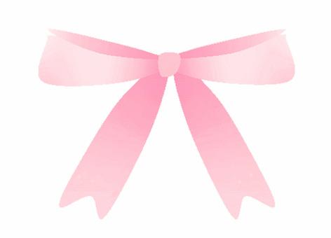 리본 핑크 3