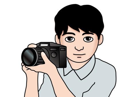 單鏡反光(8)男A