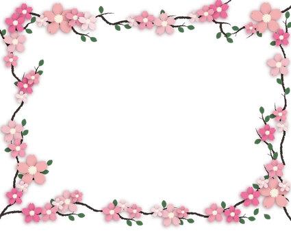 꽃 테두리 2
