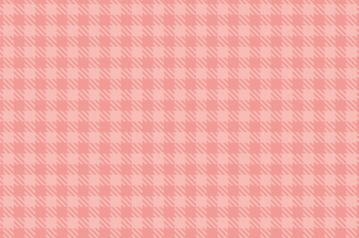 셰퍼드 체크 ● 핑크