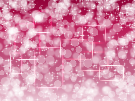 Abstract glitter background red