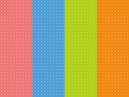● ○ dot pattern
