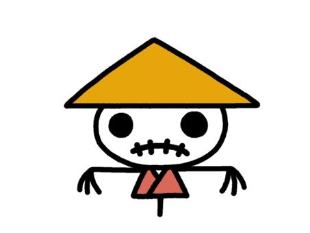 Scarecrow azuki