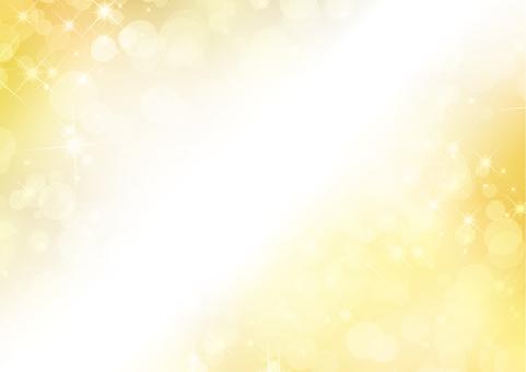 Gold sparkling 17