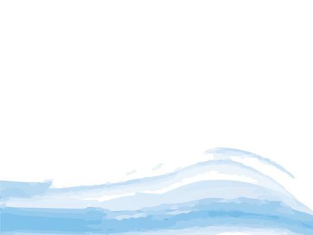 壁紙(藍色)