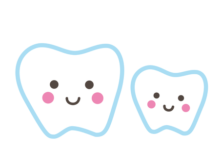 Tooth parent and child