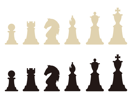 Chess piece all kinds set