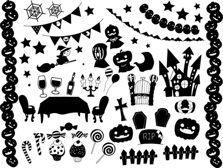 Halloween silhouette reform