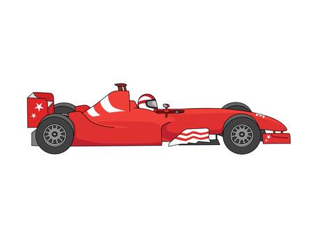 Formula car No. 3