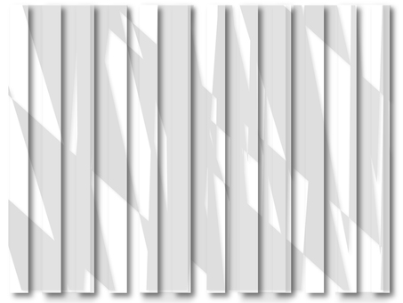 Abstract system stripe (monotone)
