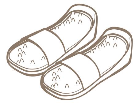 Health sandals-white 190712
