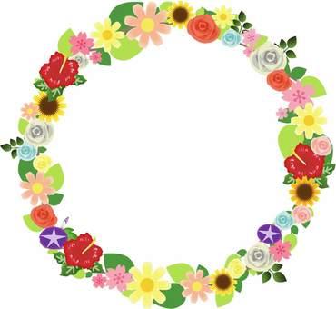 Flower Mix Frame
