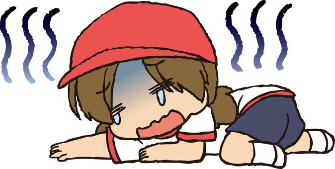 紅色女孩女孩1(_(:3∠)_)