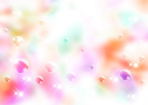 Seven colors background