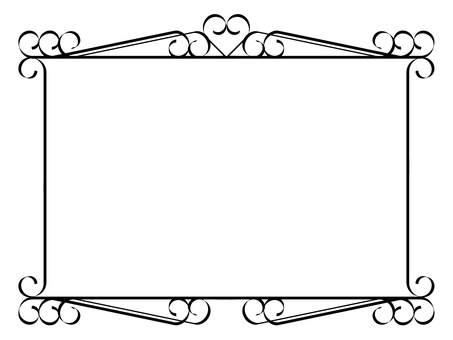 Arabesque frame 4