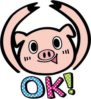 OK 돼지 씨
