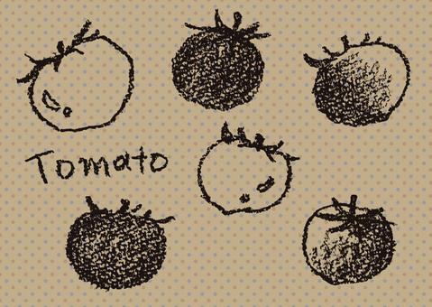 토마토 6 카페 바람