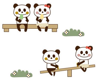 Panda-date