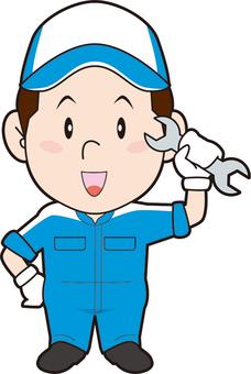 汽车修理工(车辆检查)