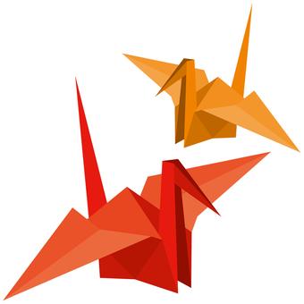 Origami-01 (crane)