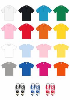 T-shirt / polo shirt