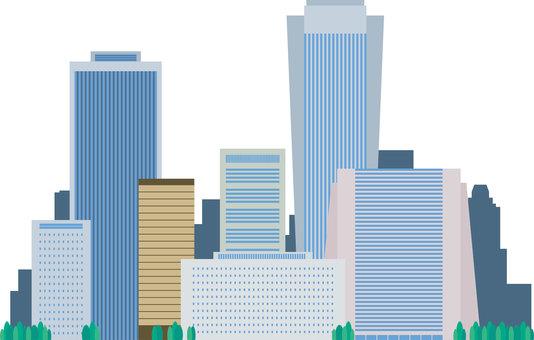 건물 빌딩
