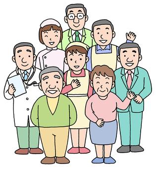 Nursing care welfare